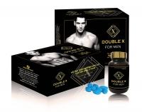 Double X for men Tăng cường bản lĩnh phái mạnh