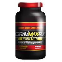 Viên uống Gravimax-rx hỗ trợ điều trị bệnh liệt dương