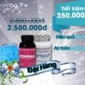 Bộ đôi sản phẩm chống xuất tinh sớm Cravimax và Vipmax
