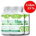 Combo 3 lọ Winmax Plus hỗ trợ điều trị xuất tinh sớm