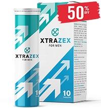 Sản phẩm xtrazex tăng cường sinh lí cho nam giới